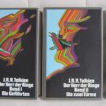 As capas de Heinz Edelmann para as edições alemãs de O Senhor dos Anéis