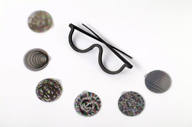 Mood Sunglasses: um óculos para quem quer viajar sem LSD