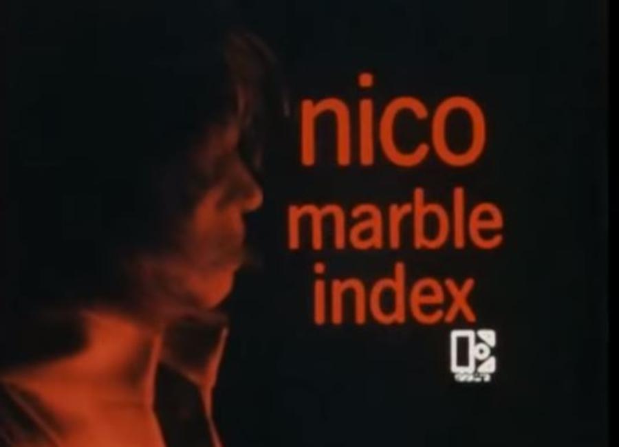 Evening Of Light: Nico e Iggy Pop num clipe de terror