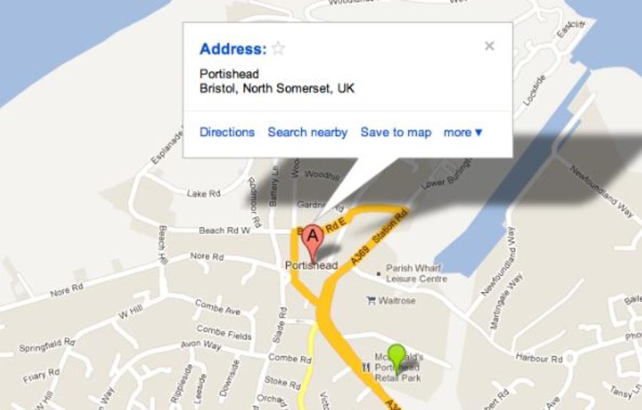 Você já foi a Portishead?