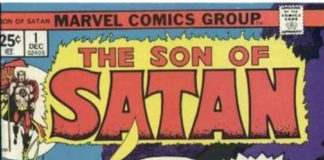 The Son Of Satan: Marvel mostrando os chifrinhos nos anos 1970