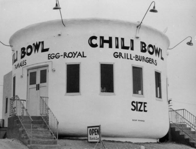 Restaurantes construídos para terem o formato da comida que eles servem: é, tem isso