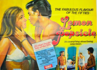 "Lemon Popsicle: As origens do filme ""O Último Americano Virgem"" em Israel"