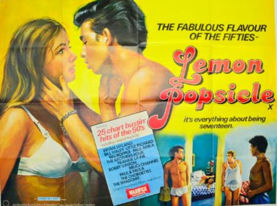 Lemon Popsicle: As origens do filme