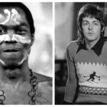 Aquela vez em que Paul McCartney fumou maconha com Fela Kuti e quase desmaiou