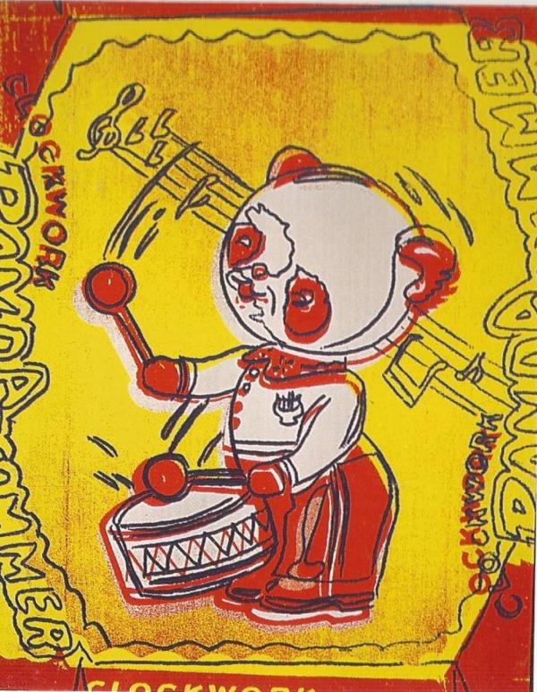 Ué, Andy Warhol fez pinturas para crianças?