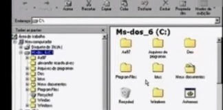 Recordações da Fenasoft espalhadas na web