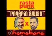"""Homobono: """"homenagem"""" a Latino e Roger Waters com Rogério Águas vai gerar EP coletivo"""