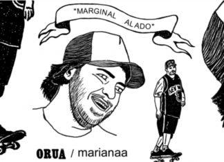 Marginal Alado: duas bandas indies lançam split single em homenagem a Chorão