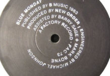 "New Order entregando as referências de ""Blue monday"""