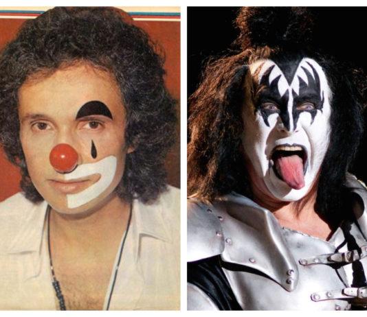 O que o Kiss e o Roberto Carlos têm em comum?