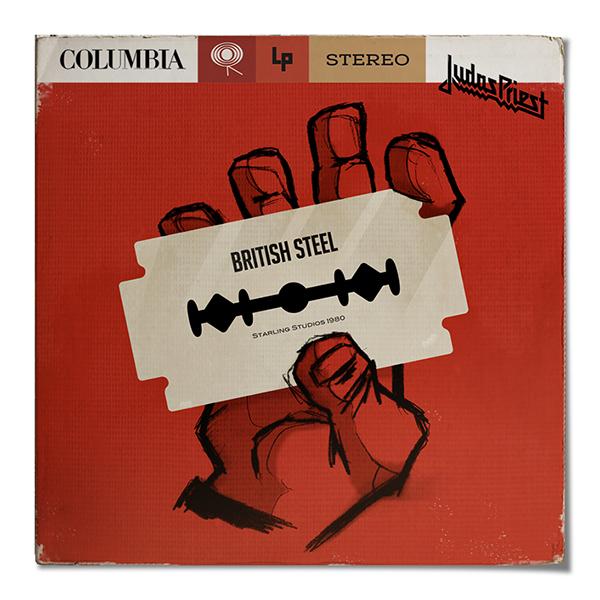 Metazz: capas de discos de heavy metal redesenhadas como álbuns de jazz retrô