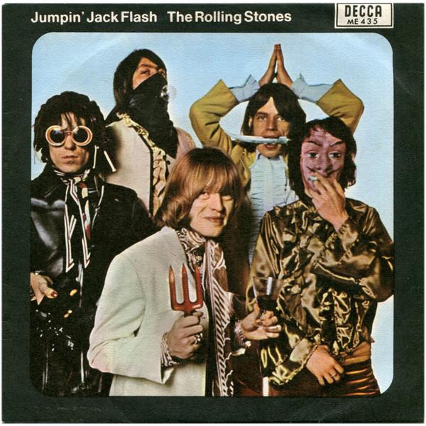 Rolling Stones muito loucos, em quatro vídeos dos anos 1960