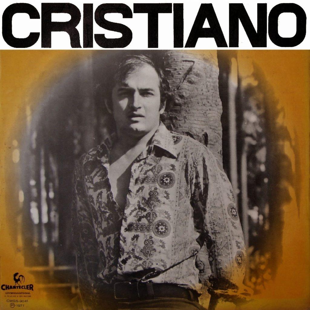 Cristiano: aquele cara que gravou T. Rex em português em 1971
