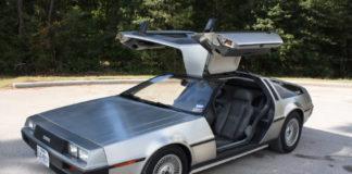 Como o DeLorean virou lenda