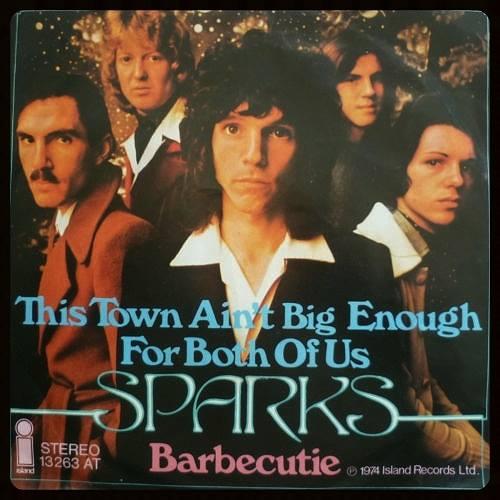 Quando Martin Gordon (Sparks, Radio Stars), virou baixista dos Rolling Stones por um dia