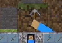 E se o Minecraft existisse no comecinho dos anos 1990?