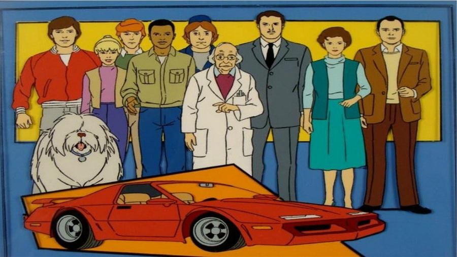 Turbo Man: aquela transformação de homem em automóvel (!) que dava uns sustos na criançada