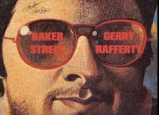 Dez horas do solo de sax de Baker Street, de Gerry Rafferty