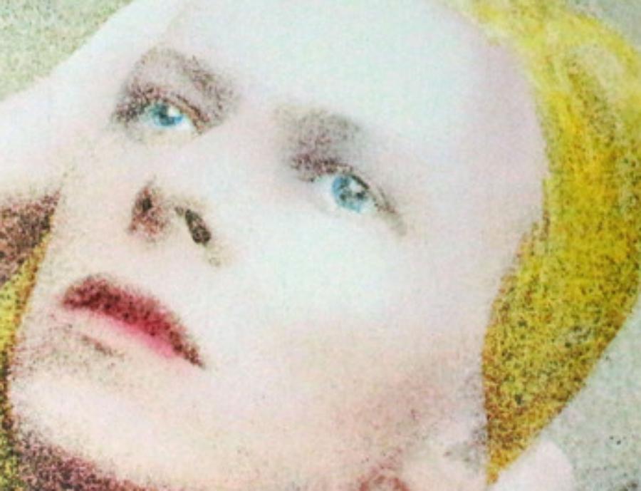 Tem um barulho de telefone no fim de Life On Mars?, de David Bowie