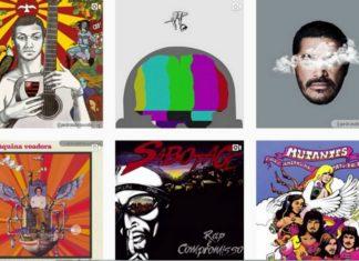 Pedras de Ouvido: animando capas de discos nacionais
