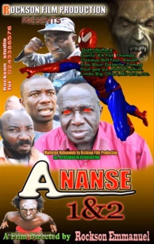 Conheça Ananse, o Homem-Aranha de Gana