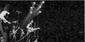 Quando deu uma baita merda num show de Lou Reed na Itália