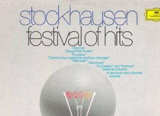 Os grandes sucessos de... Karlheinz Stockhausen?