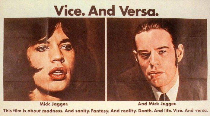 """Alguém subiu """"Performance"""", com Mick Jagger, legendado no YouTube"""