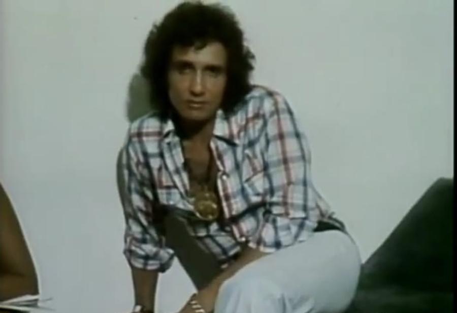 Em 1976, no Fantástico: nossos ídolos estão com mais de 30 e estão