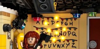"Ih cacete: vai sair Lego de ""Stranger Things"""
