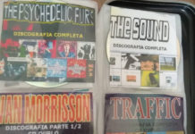 Lembra quando os camelôs vendiam CDs piratas dos Psychedelic Furs e do The Sound?