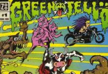 Aquela vez em que o Green Jelly substituiu o Quinteto Onze e Meia no programa do Jô Soares