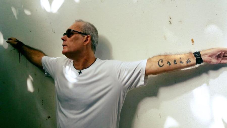 """Tony hoje: """"Creia"""" (foto: reprodução Facebook)"""