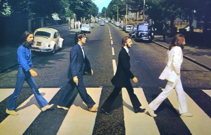 Ouça só os baixos do disco Abbey Road, dos Beatles