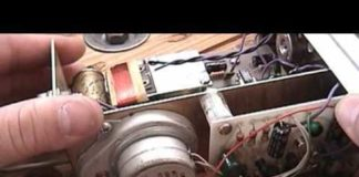 Como funciona uma caixinha de música de caminhão de sorvetes