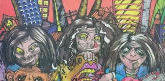 """DeFalla em 1991 em Duque de Caxias: """"Hardcore-funk é a música do futuro, quem não abrir os olhos tá morto"""""""