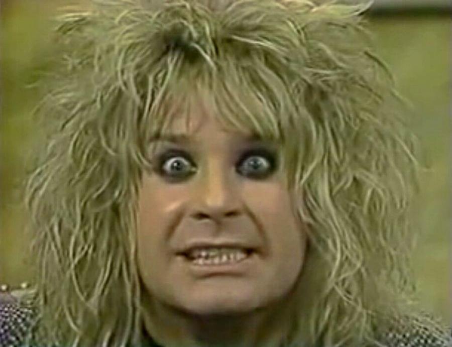 Uma conversa franca com Ozzy Osbourne sobre sexo na TV