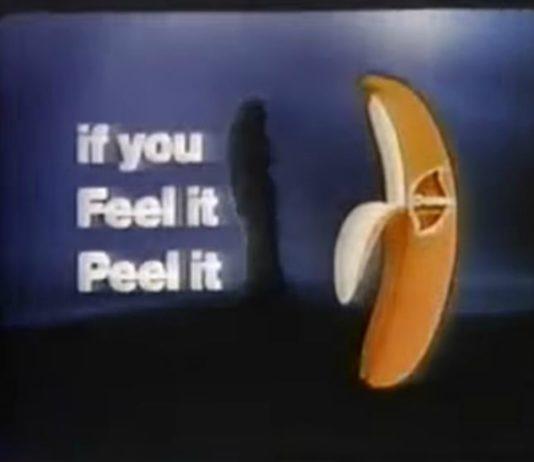 Aquela vez em que usaram o Pink Floyd num comercial de banana