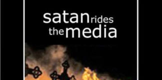 Jogaram o documentário Satan Rides The Media no YouTube