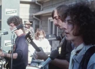 Surgiram imagens coloridas do Velvet Underground em 1969