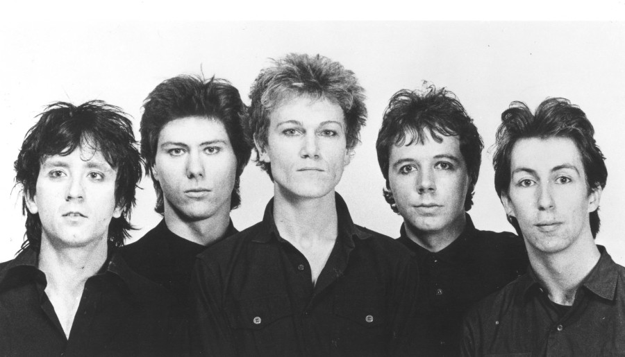 Lembra da curtíssima fase punk do Ultravox?