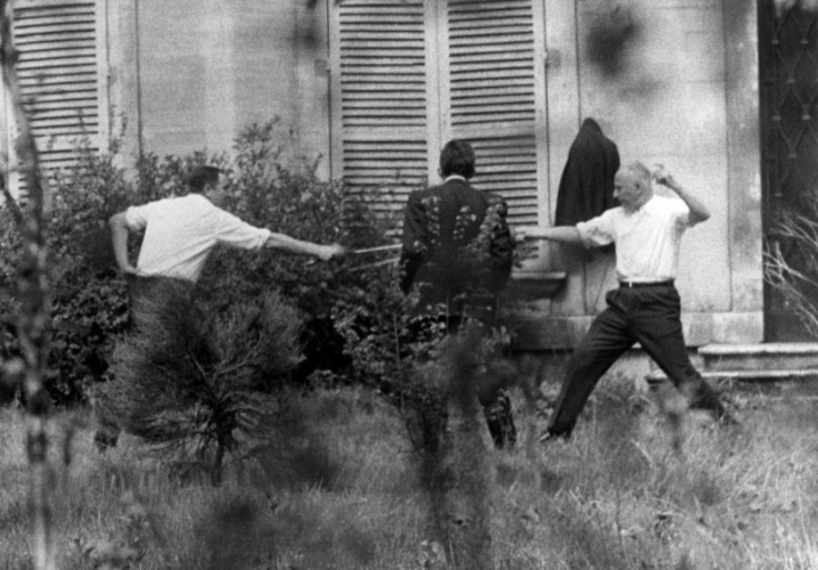 O último duelo de espadas na França aconteceu em 1967 e foi filmado (!)