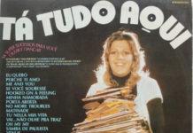 Quando Sonia Abreu apareceu em capa de disco