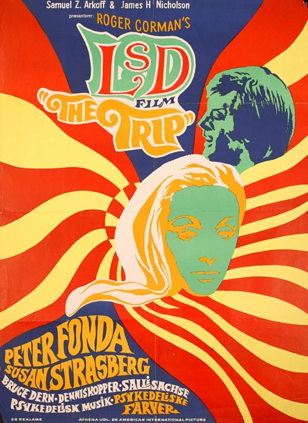 Jogaram The Trip, com Peter Fonda, inteiro no YouTube