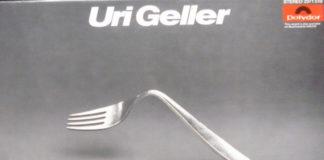 Aquela vez em que Uri Geller virou cantor