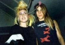 Aquela vez em que Anthony Kiedis tomou porrada de uma namorada em pleno palco