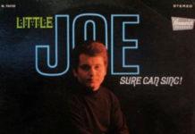 Joe Pesci dando uma de cantor em 1968