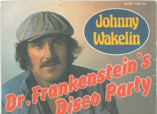 Johnny Wakelin e a festa disco do Dr. Frankenstein