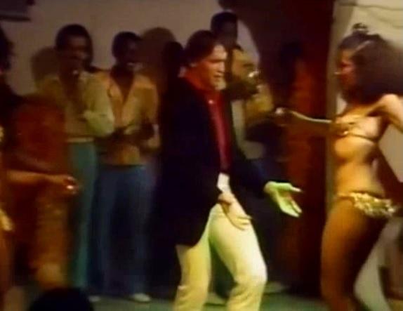 Aquela vez em que Arnold Schwarzenegger caiu na esbórnia no Rio
